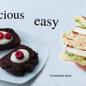 A Week of DELICIOUS Vegan Breakfast Ideas