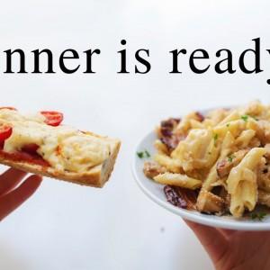 Easy but impressive Dinner Ideas (vegan)