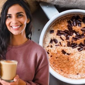 Homemade latte better than Starbucks