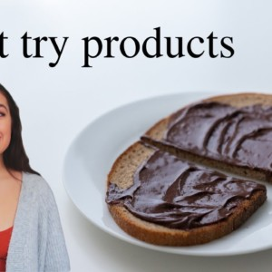 Vegan Products you NEED to try (a grocery haul)