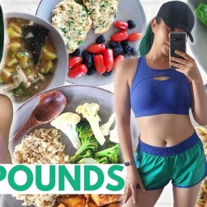 What I Eat in a Day to Maintain 10 POUND Weightloss (Vegan Diet & Fitness)