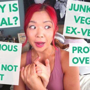 Reacting to YOUR Unpopular Vegan Opinions! #2
